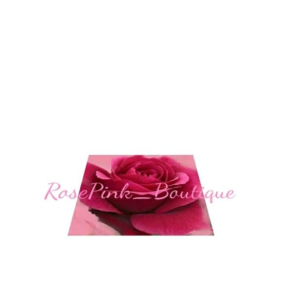b8e57af768dc Rose pink Boutique s Closet ( rosepink b1)